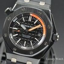 Audemars Piguet Royal Oak Offshore Diver Ceramic 42mm Black No numerals
