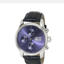 Louis Erard new Automatic Display back Small seconds 40mm Steel Sapphire crystal