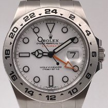 Rolex Explorer II 216570-0001 Very good Steel 42mm Automatic