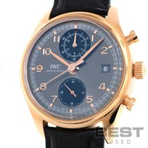 IWC Portuguese Chronograph IW390405 pre-owned