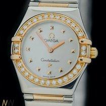 Omega Constellation Ladies 1376.71.00 2003 occasion