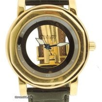 "Quinting Montre Mysterieuse 18k YG ""See-Through Watch"" No. 006"