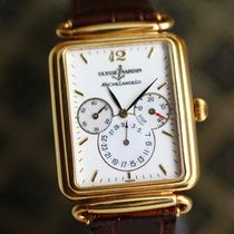 Ulysse Nardin Yellow gold 30mm Automatic 5465 pre-owned Singapore, Far East Plaza