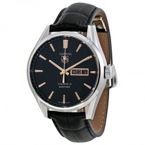 TAG Heuer Men's WAR201C.FC6266 Carrera Automatic Watch