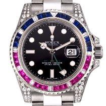 Rolex GMT MASTER II DIAMOND 16700