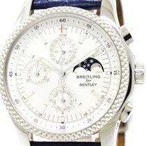 Breitling Bentley Mark Vi Complications 19 Steel Watch P19362...