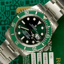 Rolex Submariner green 116610LV (HULK) ceramic D/P 2011