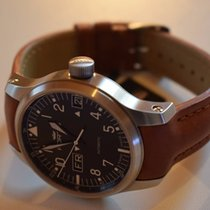 Fortis F-43 Aviation Big Day/Date Automatik