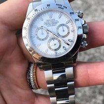 Rolex Daytona quadrante bianco white bellissimo