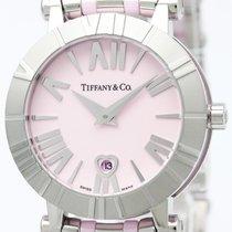 Tiffany Atlas Ceramic Steel Ladies Watch Z1300.11.11a31a00a...