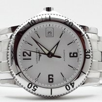 Longines Steel 38mm Automatic L3.620.4.16.6 new