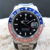 勞力士 (Rolex) GMT MASTER 16710 Pepsi Red/Blue Bezel