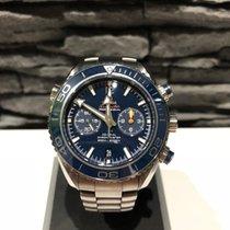 Omega Seamaster Planet Ocean Chronograph 600M Titanium/BOX/PAPERS