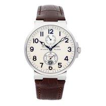 Ulysse Nardin Pre-Owned  Maxi Marine Chronometer 263-66-3