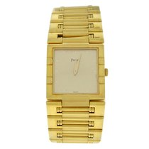 Piaget 80317K81 Yellow gold Dancer 23mm pre-owned United States of America, New York, New York