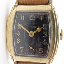 Elgin Vintage Ladies Watch Manual Wind 10k Yellow Gold Filled...
