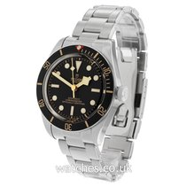 Tudor 79030N Stahl Black Bay Fifty-Eight 39mm