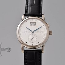 A. Lange & Söhne White gold 34mm Manual winding 105.027 pre-owned