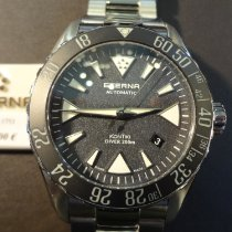 Eterna Kontiki Steel Black