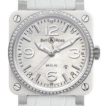 Bell & Ross BR 03-92 Ceramic Cerámica 42mm Madreperla