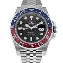 Rolex 126710 BLRO Aço GMT-Master II 40mm