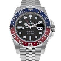 Rolex 126710 BLRO Steel GMT-Master II 40mm