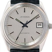 Juvenia Steel 34.5mm Automatic 9062 R new