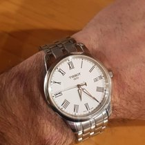 Tissot Classic Dream tweedehands Staal