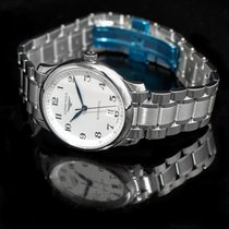 Longines Master Collection Steel 38.50mm Silver United States of America, California, San Mateo