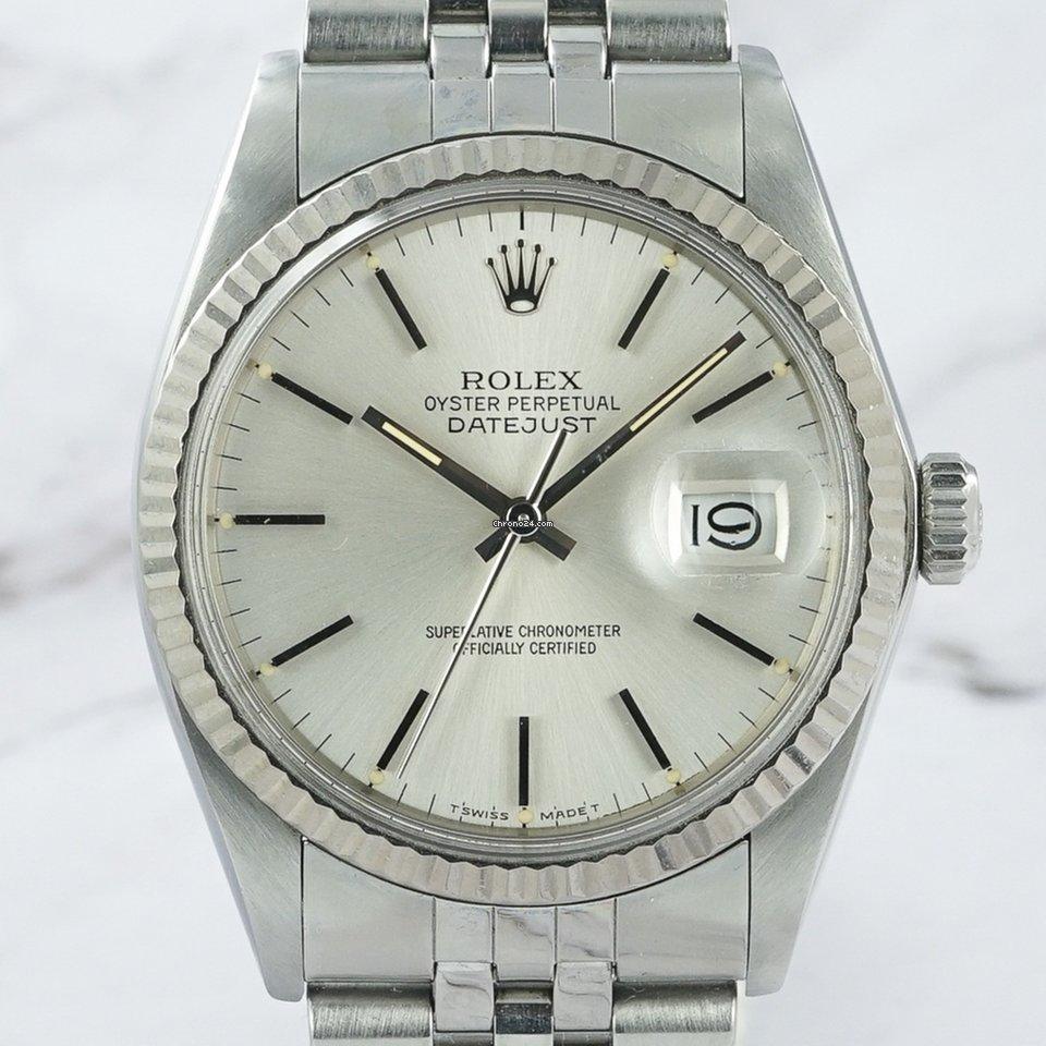6b3998ff432 Rolex Datejust