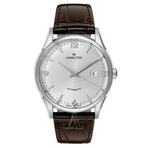 Hamilton Thin-O-Matic Steel 49mm Silver Arabic numerals United States of America, Florida, Sarasota