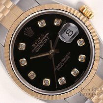 Rolex Datejust Steel 36mm Black United States of America, California, Los Angeles