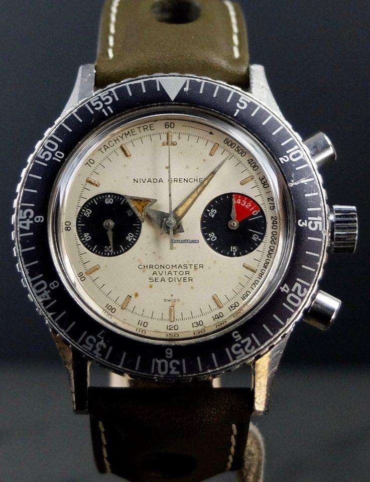 a9df2d3a953d Relojes Nivada - Precios de todos los relojes Nivada en Chrono24