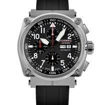 Formex Steel Automatic Black Arabic numerals 46mm new