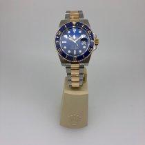 Rolex Submariner Date Gold/Steel 40mm Blue No numerals United Kingdom, CHESTER