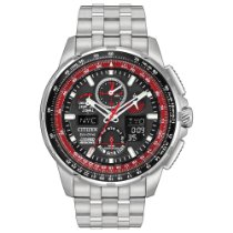 Citizen Promaster Sky Steel 47mm Black No numerals United States of America, Massachusetts, Florence
