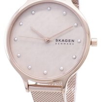 Skagen Gold/Steel 37mm Quartz SKW2773 new