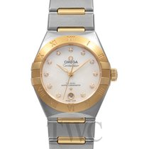 Omega Constellation 29mm Mother of pearl