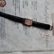 Patek Philippe Oro rosado Cuerda manual Plata 22mm usados Vintage