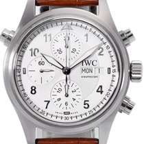 IWC Pilot Double Chronograph Steel 43mm