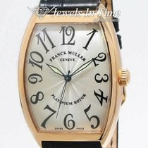 Franck Muller Rose gold 34mm Automatic 6850 SC pre-owned
