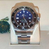 Rolex Sea-Dweller Deepsea Acciaio 44mm Blu Senza numeri Italia, Napoli