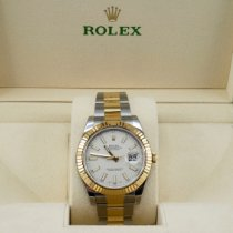 Rolex Datejust II Gold/Steel 41mm White Roman numerals United States of America, Wisconsin, West Bend