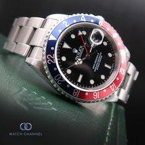 Rolex GMT-Master II Steel 40mm Black No numerals South Africa, Johannesburg