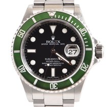 Rolex Submariner pre-owned Steel