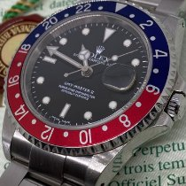 Rolex GMT-Master II 16710 2001 pre-owned