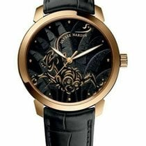 Ulysse Nardin Classico new Automatic Watch with original box and original papers 8152-111-2/SINGE