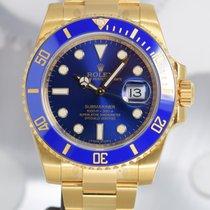 Rolex Submariner Date новые 2014 Автоподзавод Часы с оригинальными документами и коробкой 116618LB