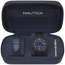 Nautica Steel 45mm Quartz new