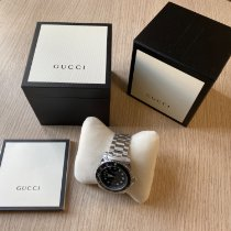 Gucci Acero 45mm Cuarzo YA136208 nuevo España, el puerto de santa maria